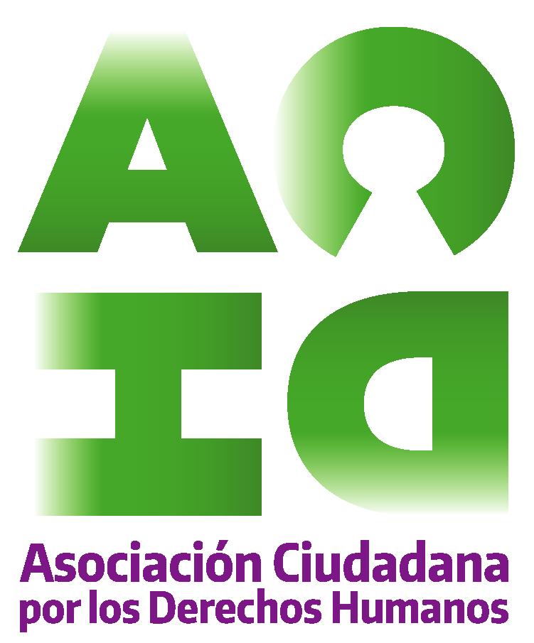 Letras A.C.D.G. Asociación ciudadana por los Derechos Humanos
